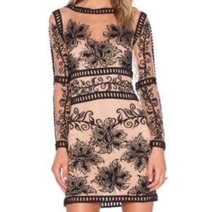 For Love and Lemons Desert Night dress